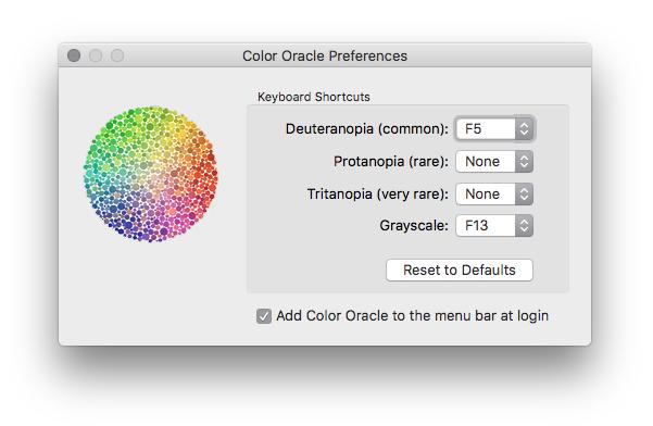 Manual Mac | Color Oracle